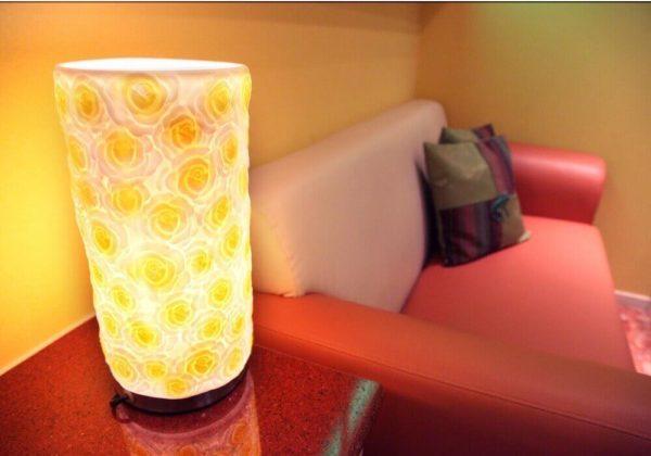 東松山ラブホテル バリタイ 201号室 照明