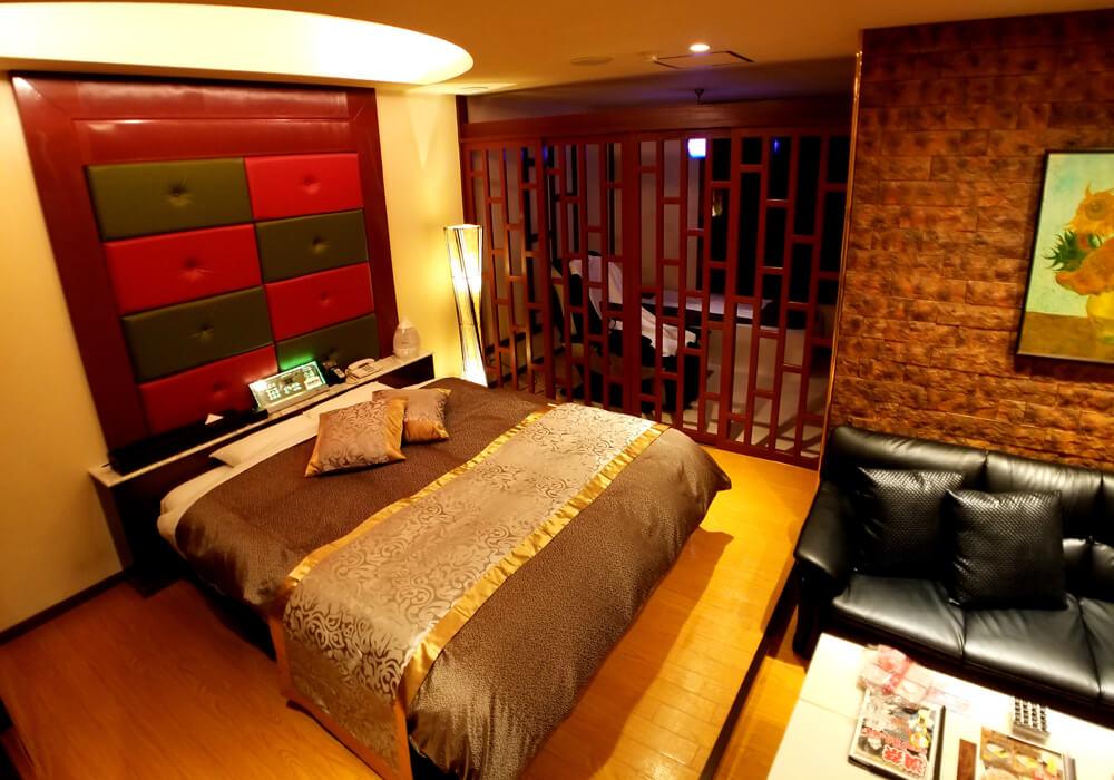 東松山ラブホテル バリタイ 205号室