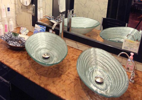 東松山ラブホテル バリタイ 206号室 SMルーム 洗面台