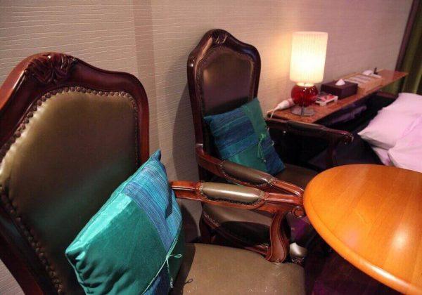 東松山ラブホテル バリタイ 206号室 アジアン雑貨