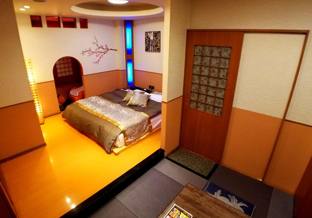 東松山ラブホテル バリタイ 208号室