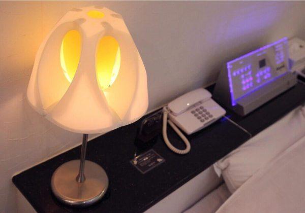 東松山ラブホテル バリタイ 215号室 ベッドパネル