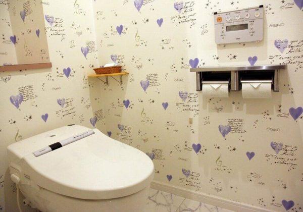 東松山ラブホテル バリタイ 217号室 トイレ