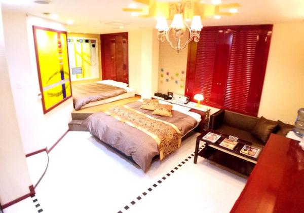 東松山ラブホテル バリタイ 218号室