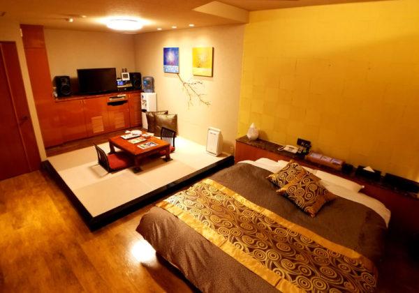 東松山ラブホテル バリタイ 220号室